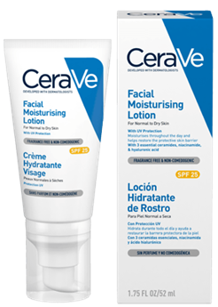Cerave Facial Moisturizing Lotion with Sun Protection